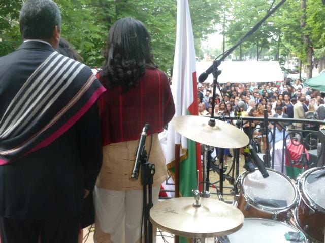 Fête de l'Indépendance madagascar